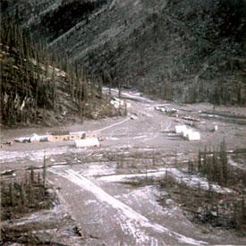 Prairie Creek camp established in 1960's
